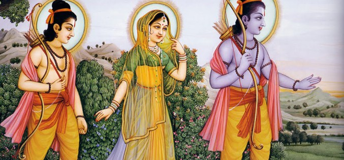 Yagna on 'Shri Ram – Your Hero Of Dharmic Life' – Sep 2015