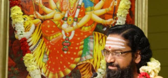 Yagna on 'Power of Devi Worship' Oct 2016
