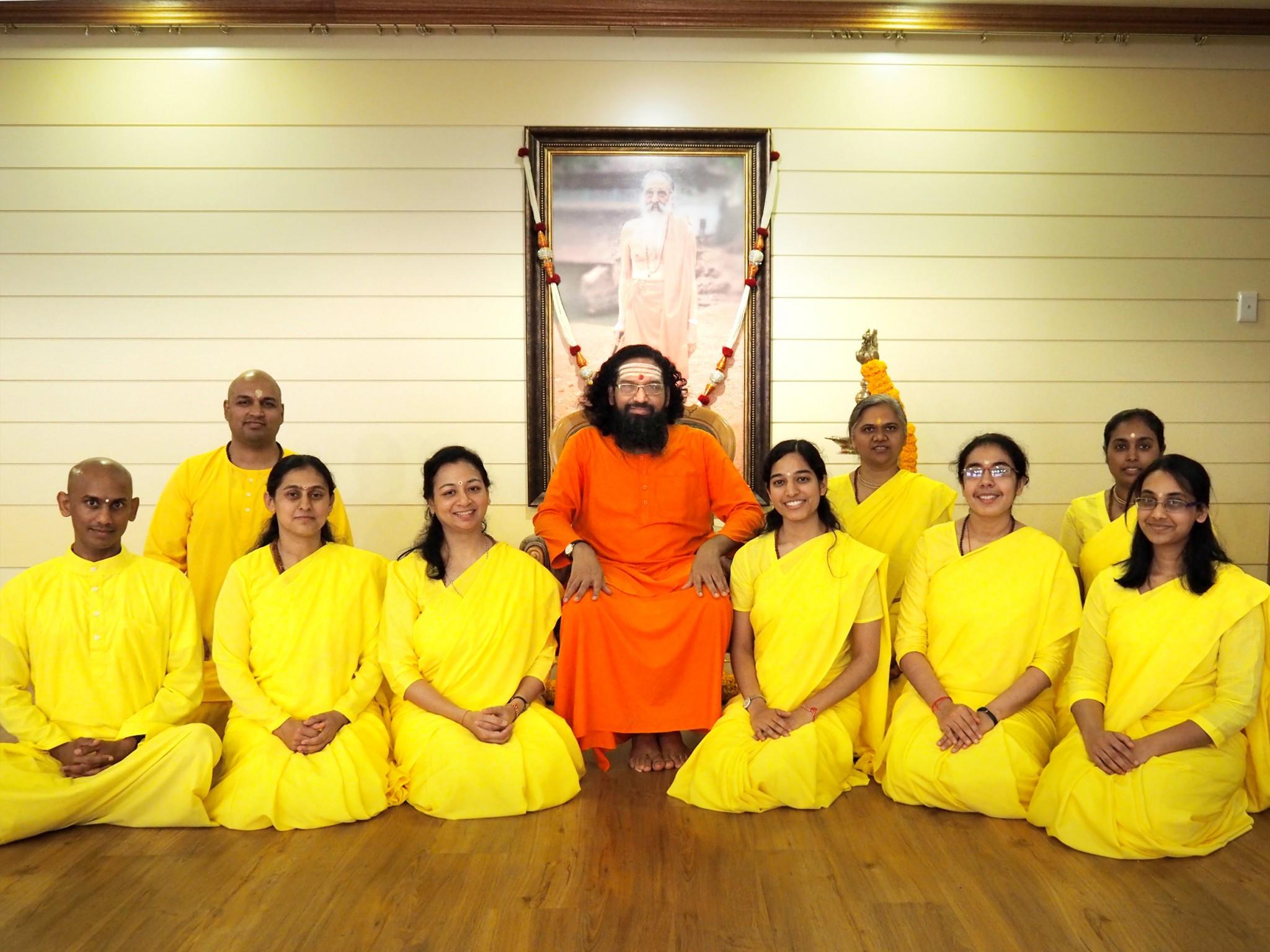 Brahmacharya Deeksha at Durban 1